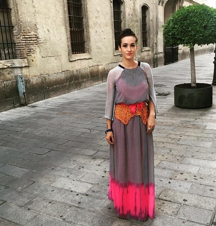 Upcycled dress wedding Córdoba - larestrepo   ello