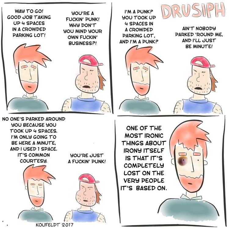 drusiph, comic, comicstrip, cartoon - drusiph | ello