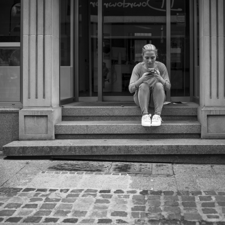 Short break - luxembourgcity, streetphotos - cdelas | ello