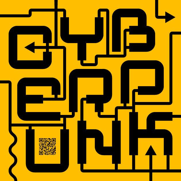 cyberpunk, cyberpunkers, cyberpunktheme - artecoobj | ello
