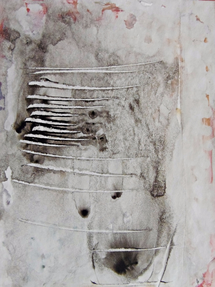 Untitled. Acrylic paper. 29x21 - pujolandsanchez | ello