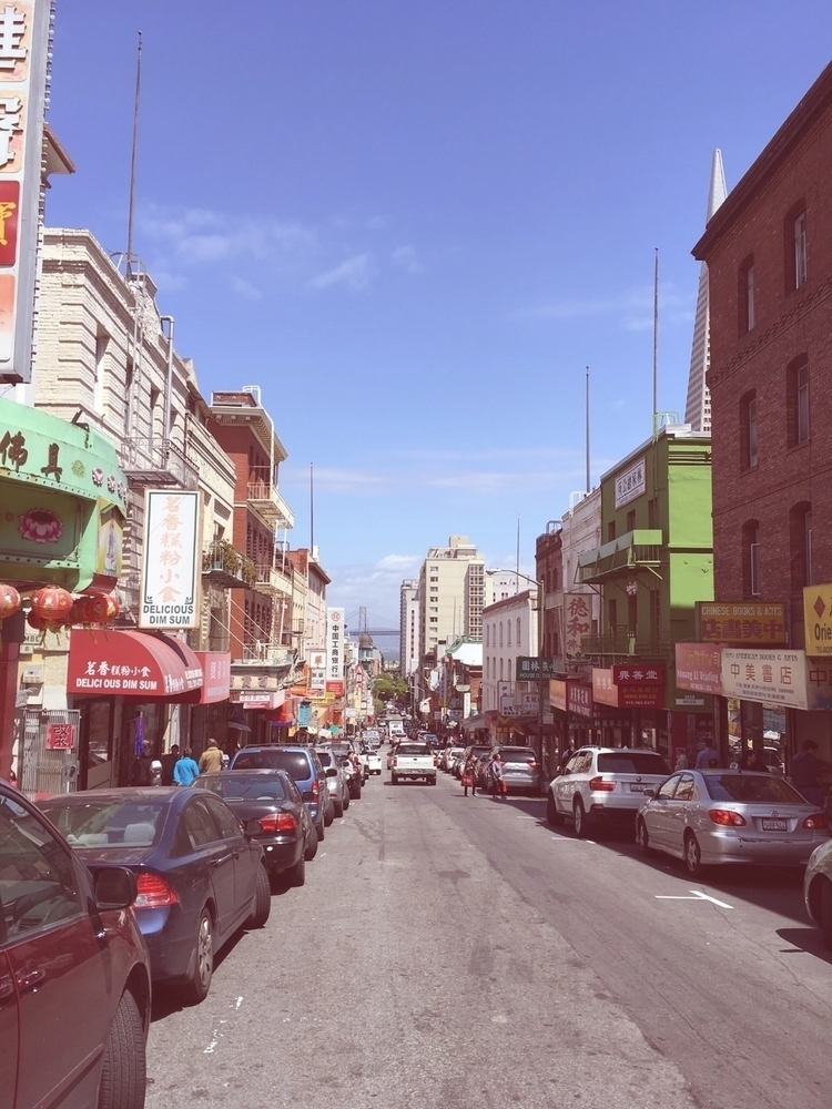 Beautiful, China Town, San Fran - francisjohannes | ello