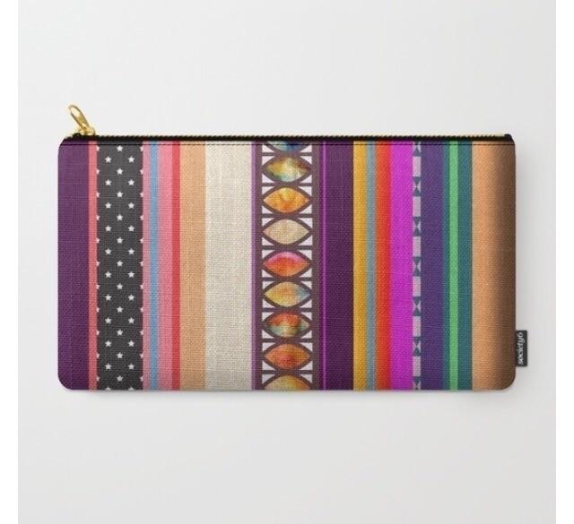 Bohemian style pouches - society6 - trinkl | ello