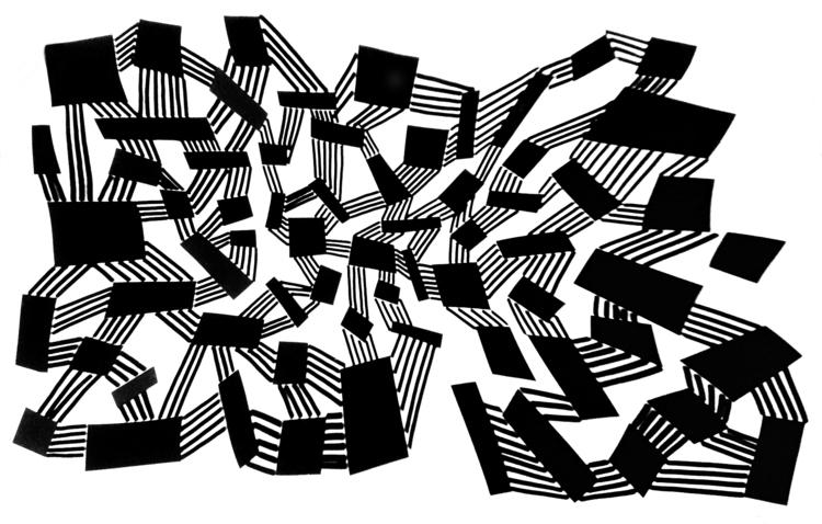 gift card design - abstract, graphic - katikirschner | ello