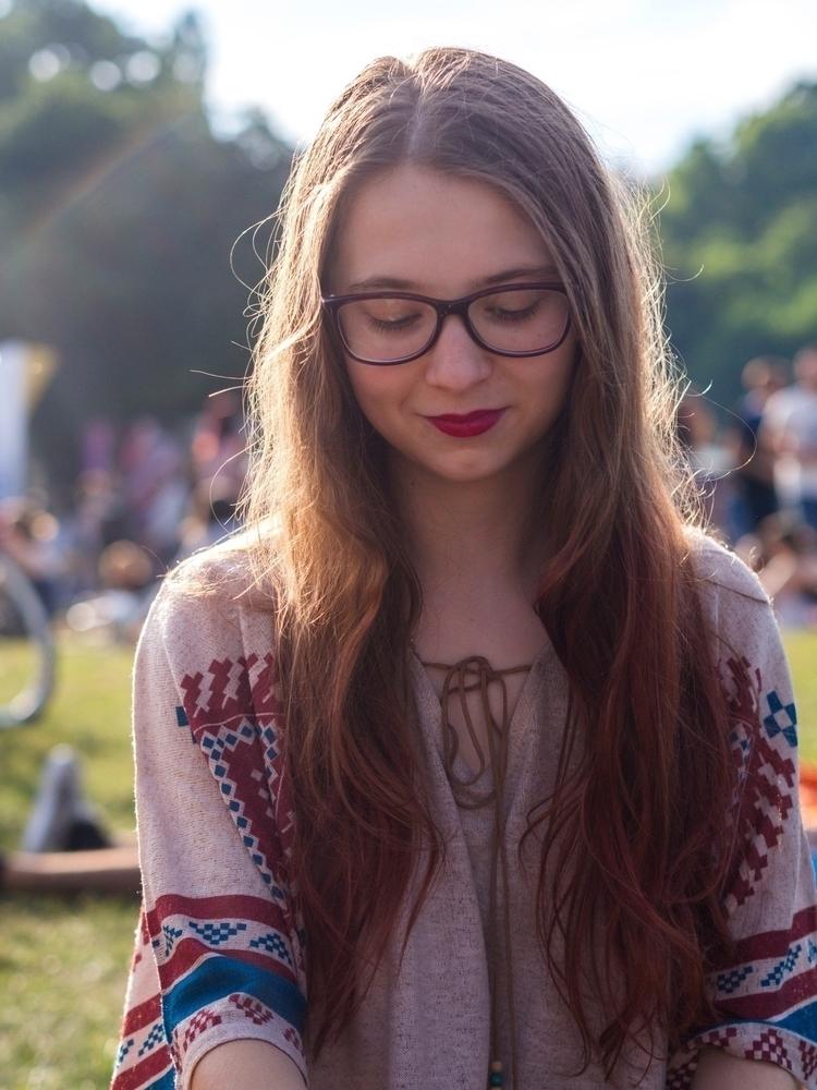Hippie vibe - hippie, summer - petrovakalina | ello