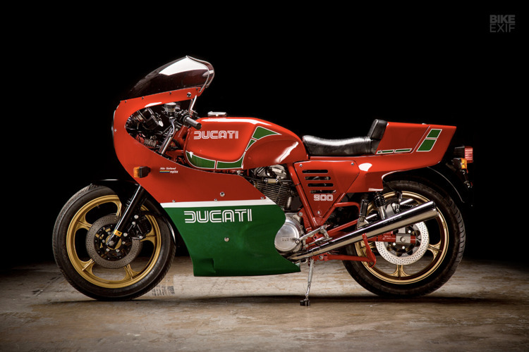 Reviving Ducati Mike Hailwood R - red_wolf | ello