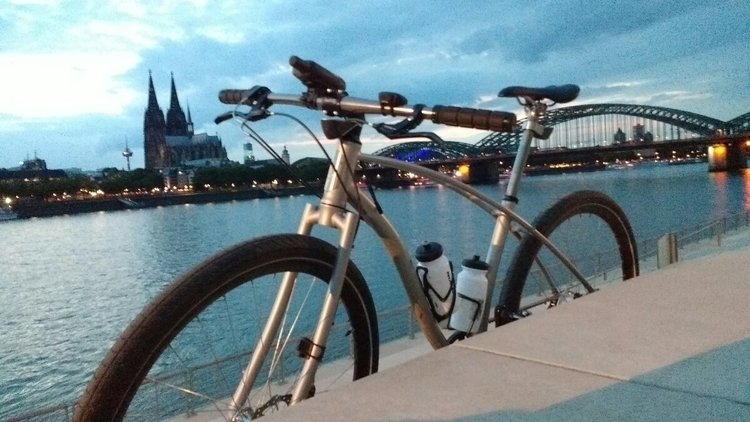 bike tour. 10 days , 1000 km Ge - woodbass   ello