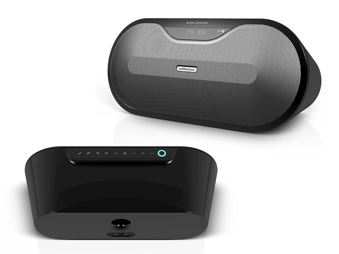 iMT610 Bluetooth speaker / 2006 - jamesowendesign | ello