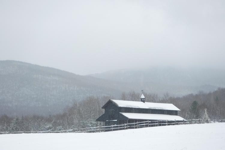Vermont, winter, rural, backroads - jgreinerferris | ello