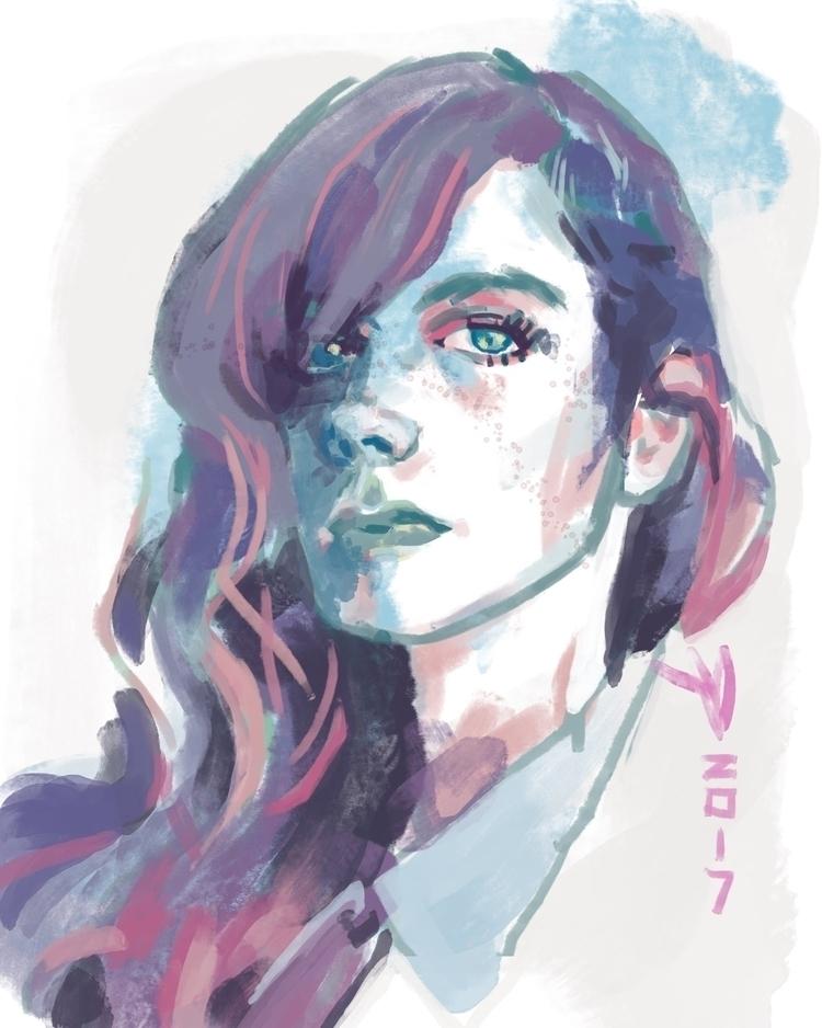 Alex Prager - portrait, women, artist - evandileo | ello