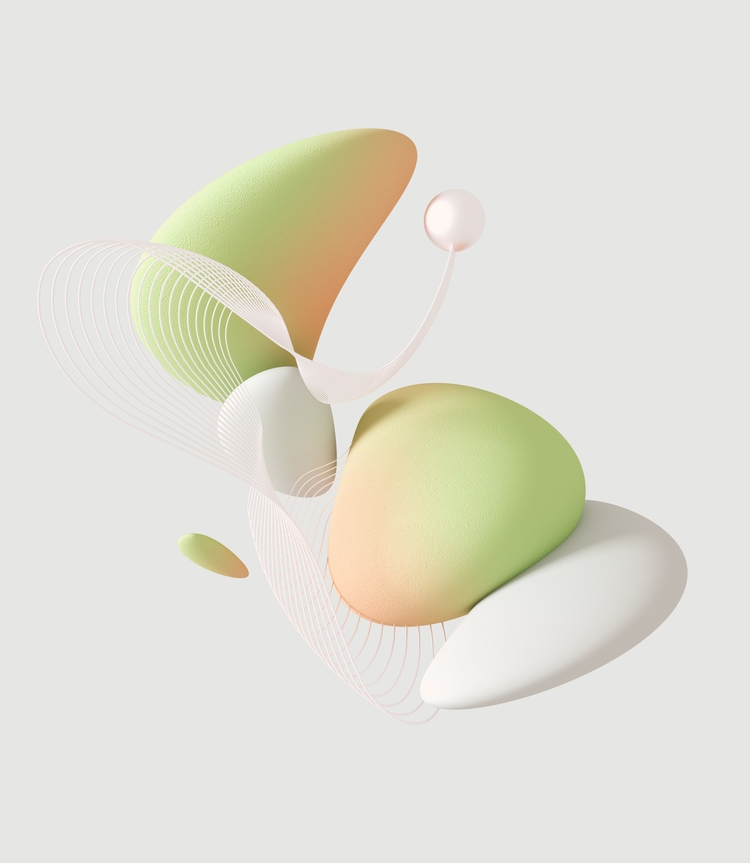 Mango - 3d, abstract, mango, cinema4d - visua | ello