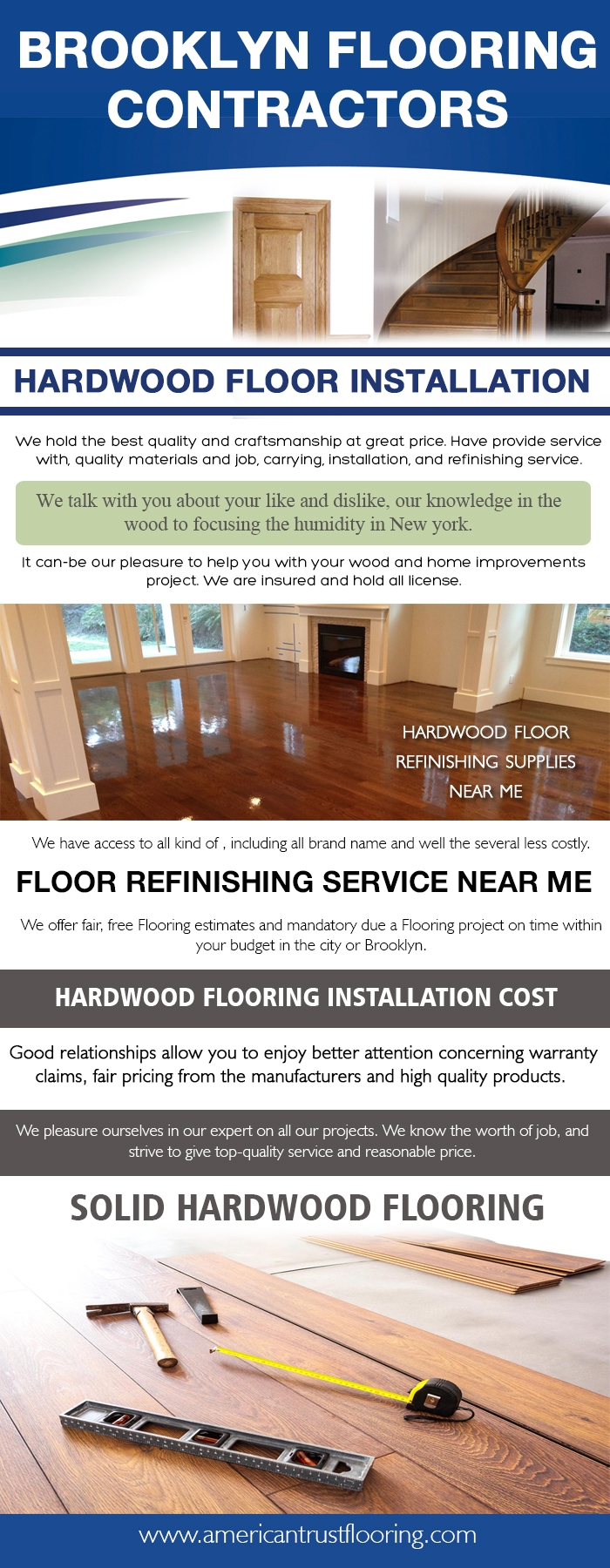 Website: hardwood flooring, Bro - woodfloorsnyc | ello