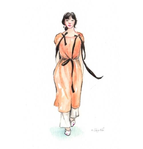 Eudon Choi Spring 2018 LFW - fashion - j0eyg1rl | ello
