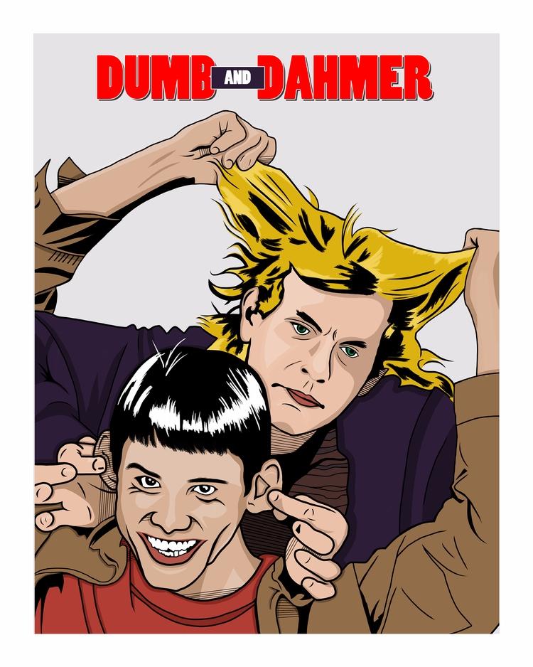 Dumb Dahmer - dahmer, jeffreydahmer - paulfrancisj   ello