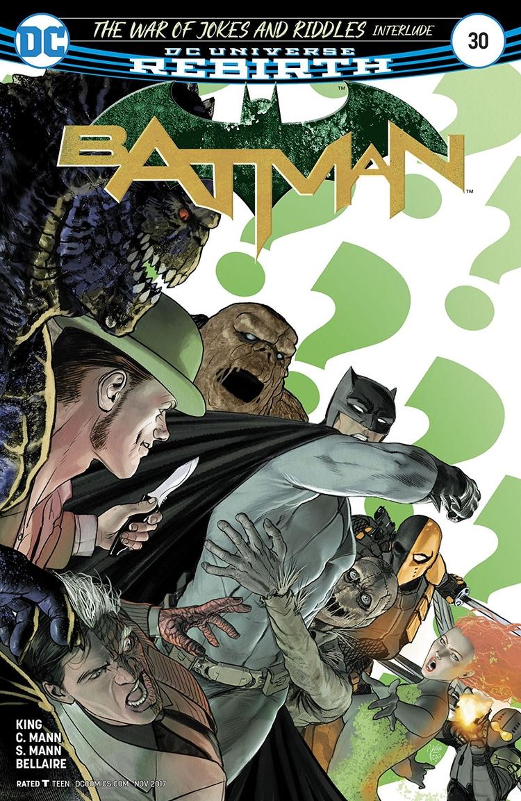 Batman Review ballad Kite Man - 30 - comicbuzz | ello