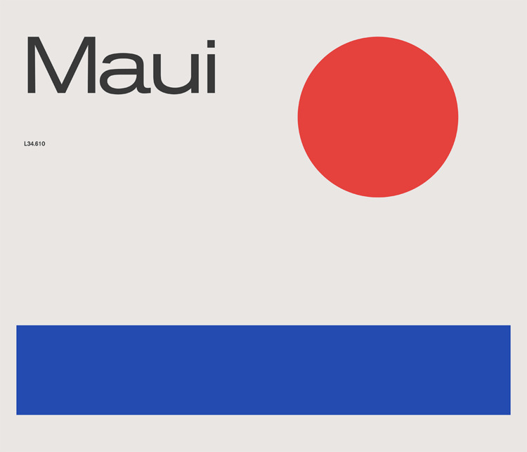 Maui - chadwickalphabetic | ello