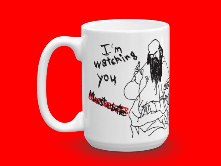 coffee, theology, mug, caffeine - kodiebeckley | ello