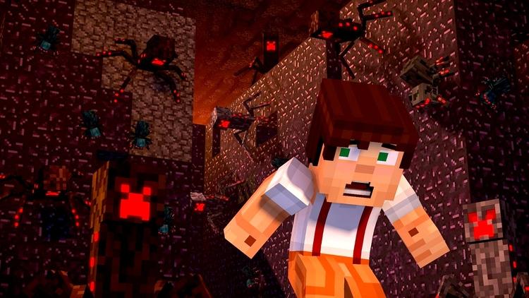 episode Minecraft Story Mode Se - bradstephenson | ello