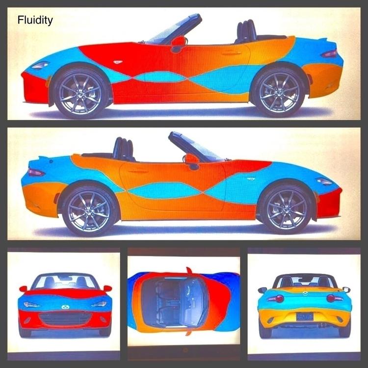 year Mazda ArtCar competition s - blakequack3 | ello