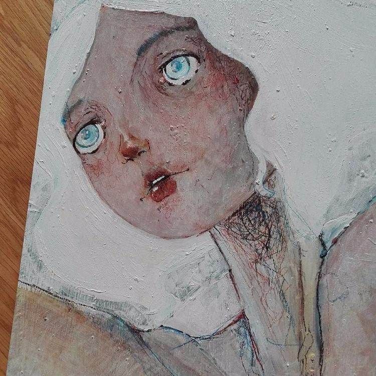 +Artfinder - artfinder, painting - diegogabriele | ello