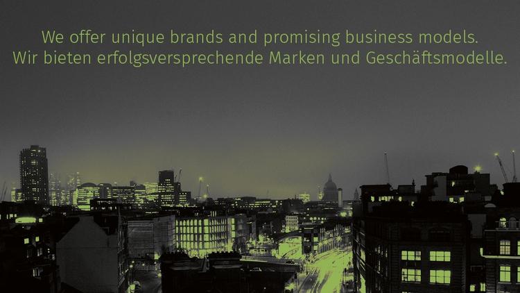 unique brands promising busines - vango | ello