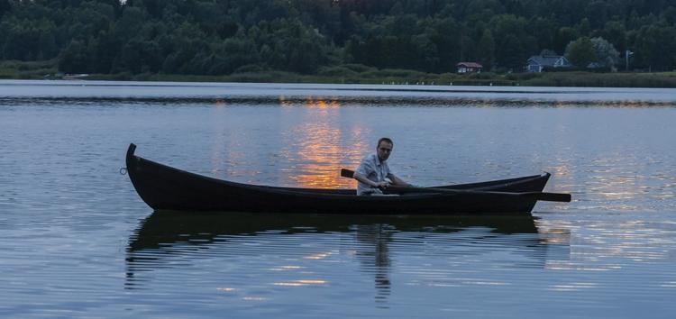 Evening row - photography, finland - anttitassberg | ello