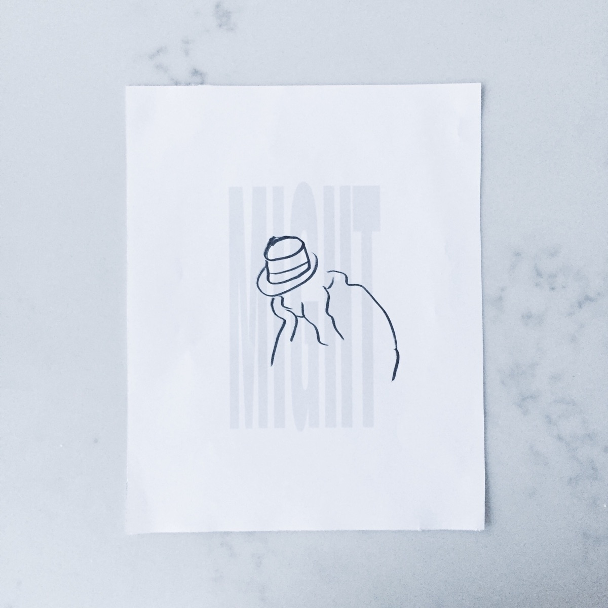 Gotta gotta — Collage 8x10 - deliboy | ello