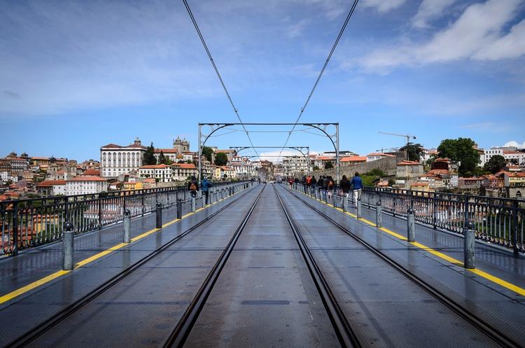 Puente Luis Porto(Portugal - travel - ruben_dieste | ello