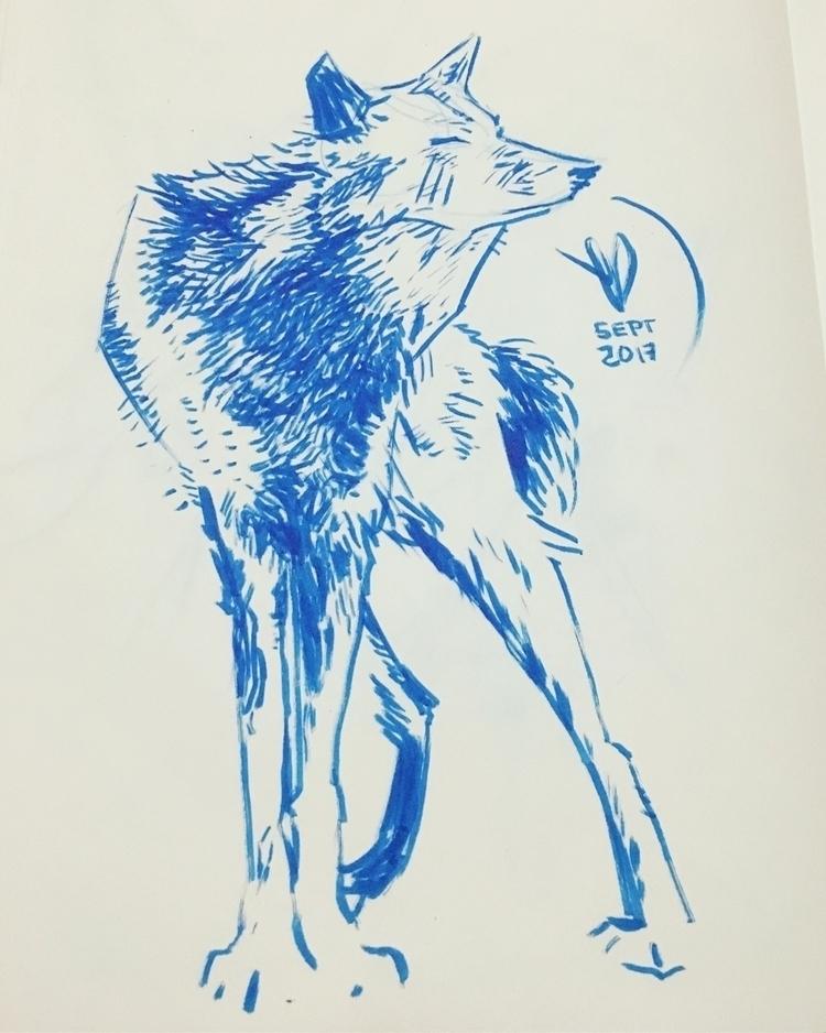 Ur Wolf - wolf, wildlife, canislupus - evandileo | ello