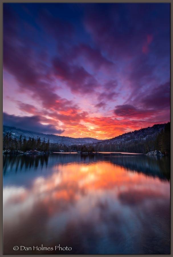 Sierra Reflection, remnants rai - danholmesphoto | ello