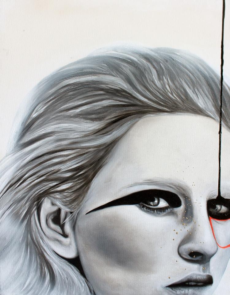 portraits ///2017 - art, contemporaryart - fede_poletti   ello