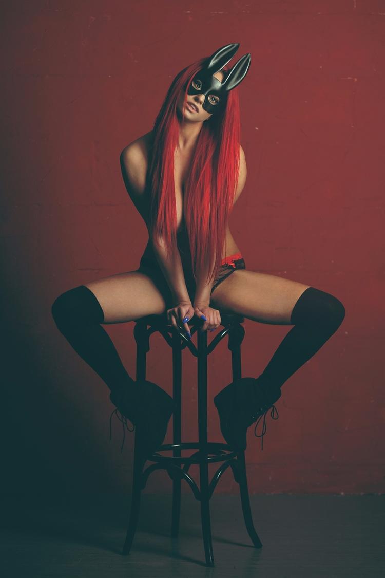 """Chilli"" — Photographer:Nasico - darkbeautymag | ello"
