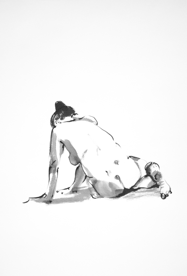 18th September - lifedrawing., figuredrawing - mickepe | ello
