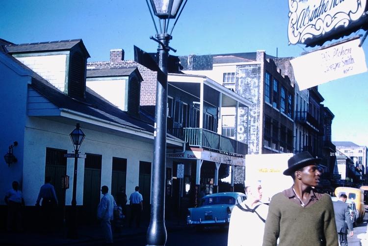 Photo - Orleans Louisiana, 1959 - marksusina | ello