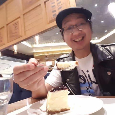 eat - BlueberryCheesecake, Dessert - vicsimon   ello