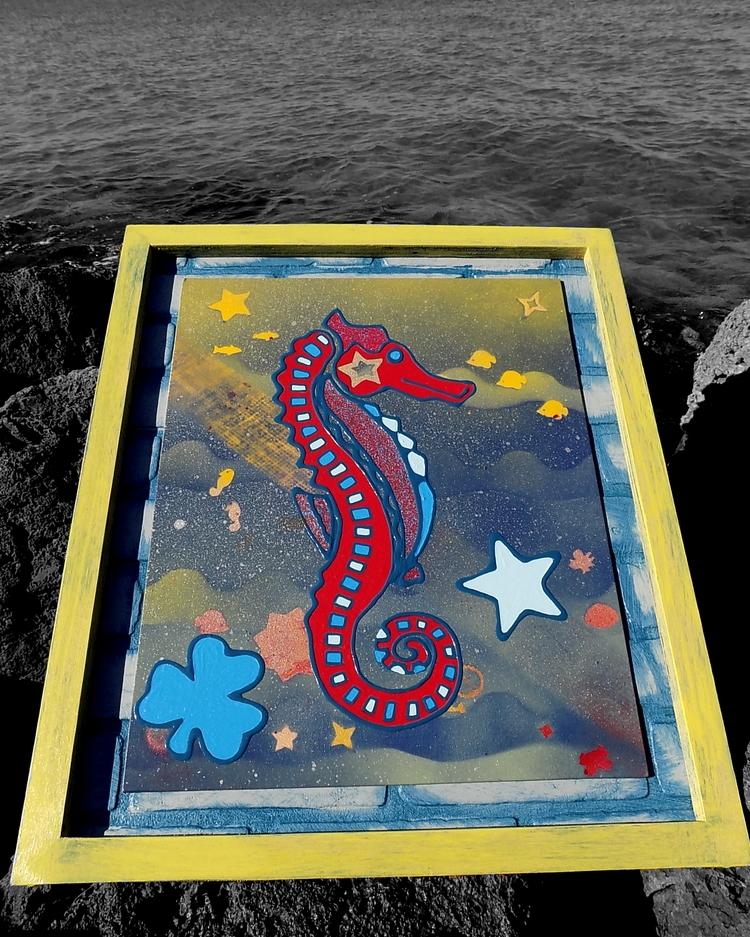 High Seas Drifter painterloki.c - painterloki | ello