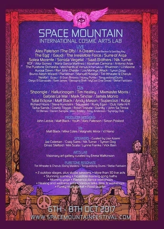 Space Mountain... place musical - gabriellemar | ello