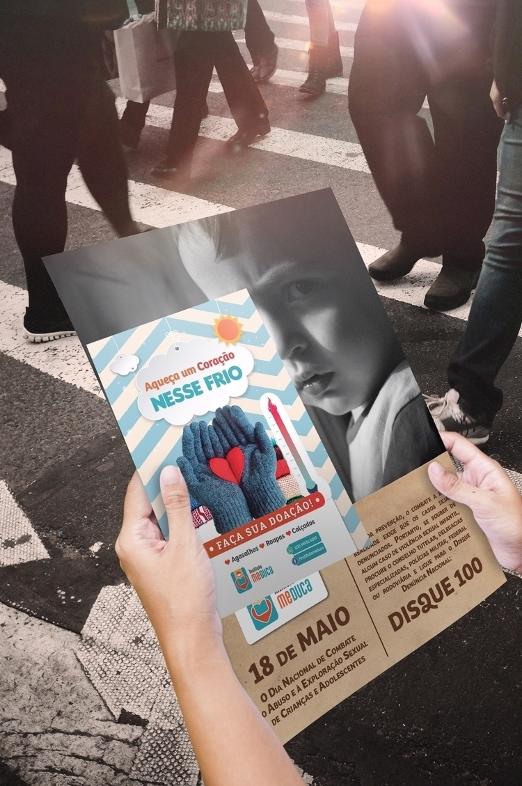 Campanhas ONG Meduca - viithay | ello