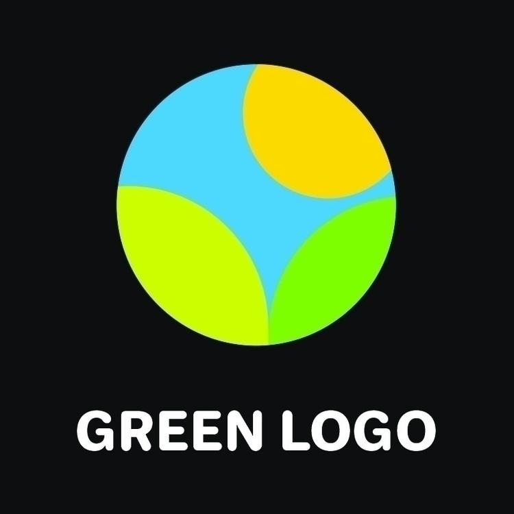 Logo Concept, Green 3 - Plant, Flat - wvw001 | ello