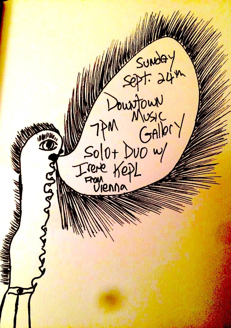 Sunday Downtown Music Gallery N - davidgrollman | ello