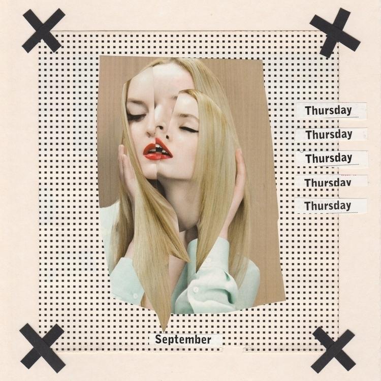Handmade collage 2015 - collageart - javiermagerit | ello