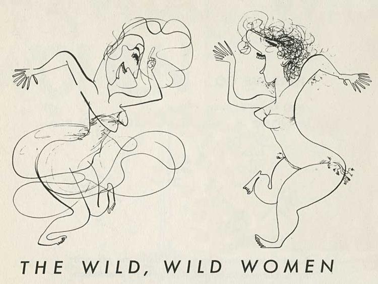 CLICK gallery cartoons Wild Wom - animationresources | ello