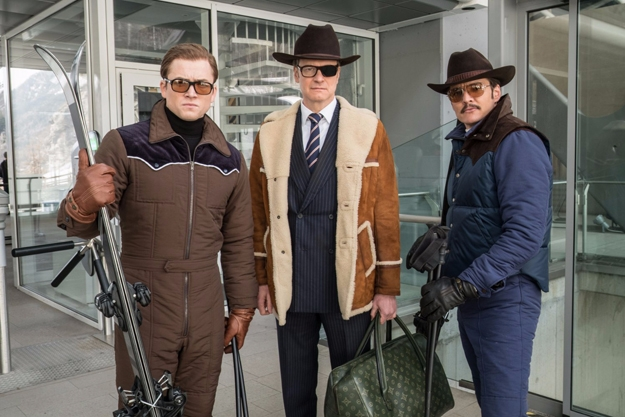 week review Kingsman: Golden Ci - lastonetoleave | ello