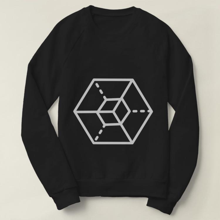 Sergeant - exagon, monochrome, geometric - petro5va5iadi5 | ello