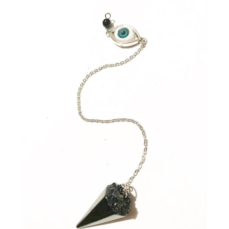 🖤 LISTING Black onyx pendulum b - hgtandbone | ello