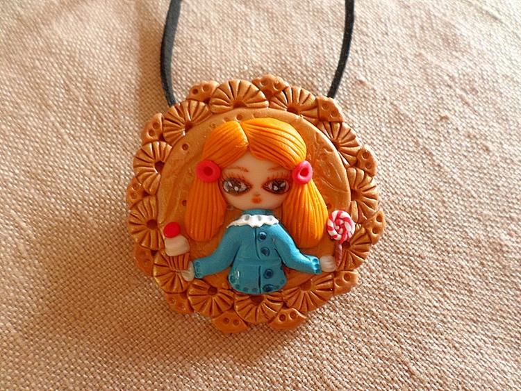 Kawaii Sweet Tooth Necklace - cute - thefluffandpurr | ello