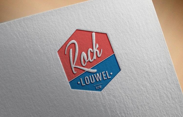 logo 'Rock Louwel - sinterclaas | ello