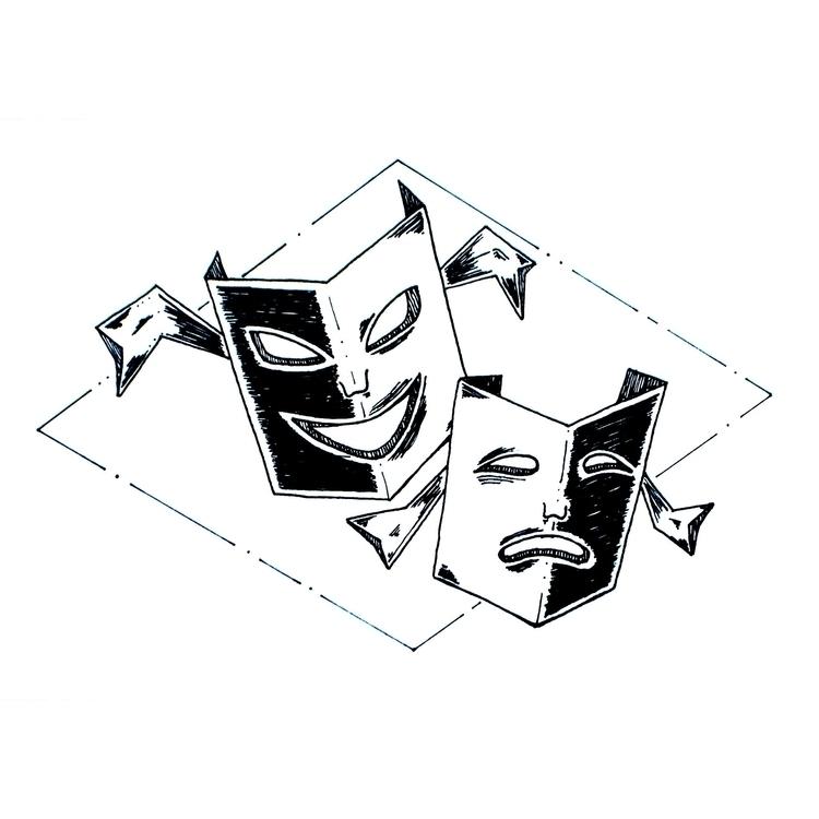 | - theater 23.9.2017 find - draweveryday - edwln | ello
