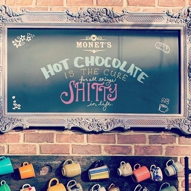 13RW <3 - hotchocolate, caffe - deah_ahri | ello