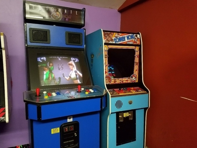 Mortal Kombat Donkey Kong games - 8bitcentral | ello
